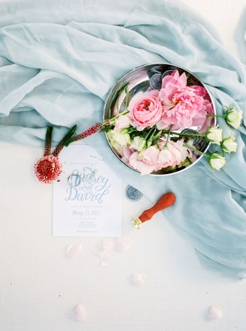Bright and Colorful Apple Blossom Orchard Wedding Inspiration | Shanell Photography & Mitten Weddings and Events 44
