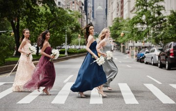 These elegant and timeless bridesmaid dresses will take your breath away…