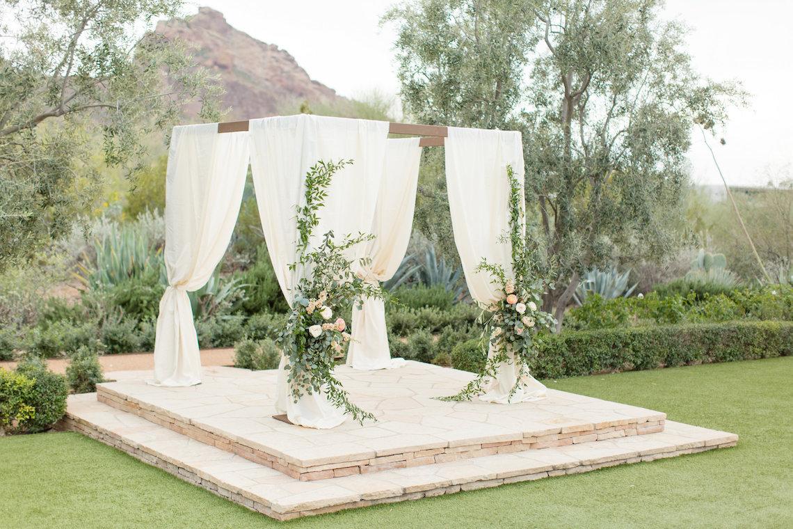 Dreamy Blush Pink Wedding in the Desert of Arizona | Amy & Jordan Photography