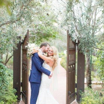 Dreamy Blush Pink Wedding in the Desert of Arizona