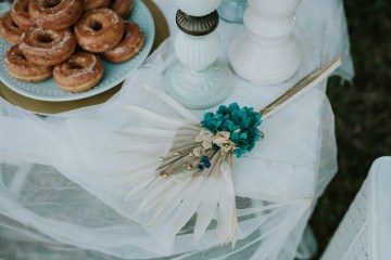 Free-Spirited & Panoramic Boho Wedding Inspiration | Sara Cuadrado and El Ramo Volador 22