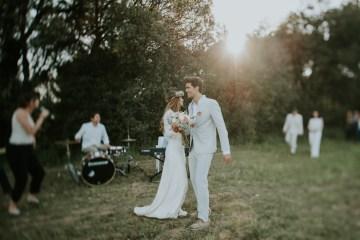 Free-Spirited & Panoramic Boho Wedding Inspiration | Sara Cuadrado and El Ramo Volador 29