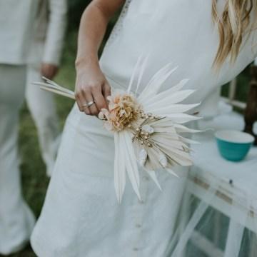 Free-Spirited & Panoramic Boho Wedding Inspiration   Sara Cuadrado and El Ramo Volador 30