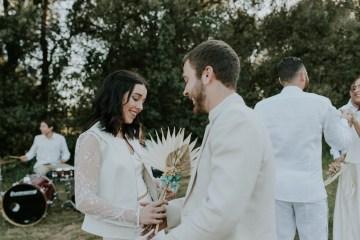 Free-Spirited & Panoramic Boho Wedding Inspiration | Sara Cuadrado and El Ramo Volador 32