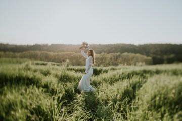 Free-Spirited & Panoramic Boho Wedding Inspiration | Sara Cuadrado and El Ramo Volador 36