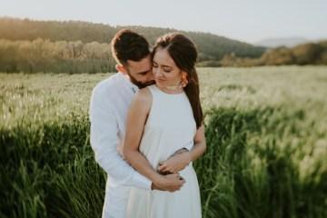 Free-Spirited & Panoramic Boho Wedding Inspiration | Sara Cuadrado and El Ramo Volador 47