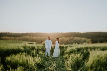 Free-Spirited & Panoramic Boho Wedding Inspiration | Sara Cuadrado and El Ramo Volador 50