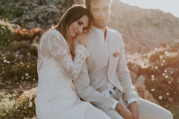 Free-Spirited & Panoramic Boho Wedding Inspiration | Sara Cuadrado and El Ramo Volador 7