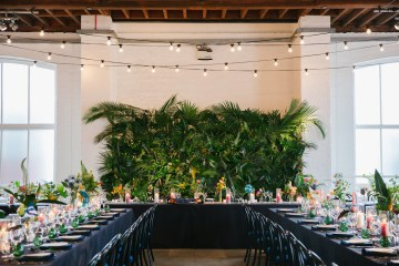 Jungle Wedding Inspiration from Knot & Pop 22
