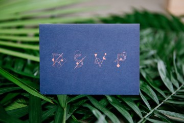 Jungle Wedding Inspiration from Knot & Pop 35