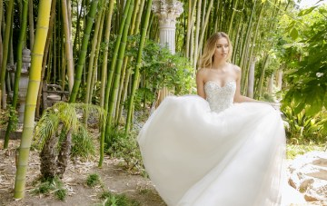 Oh So Romantic Moonlight Couture Wedding Dress Collection