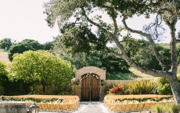 Romantic California Wedding with a Rustic Spanish Charm   Retrospect Images 49