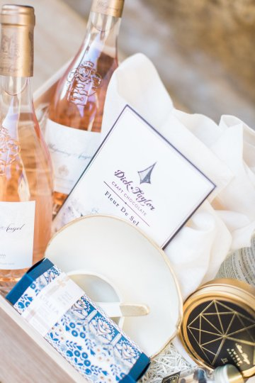 Romantic Gold, Grey and Berry Vineyard Wedding Inspiration | Jenny Quicksall & An Enlightened Event 27