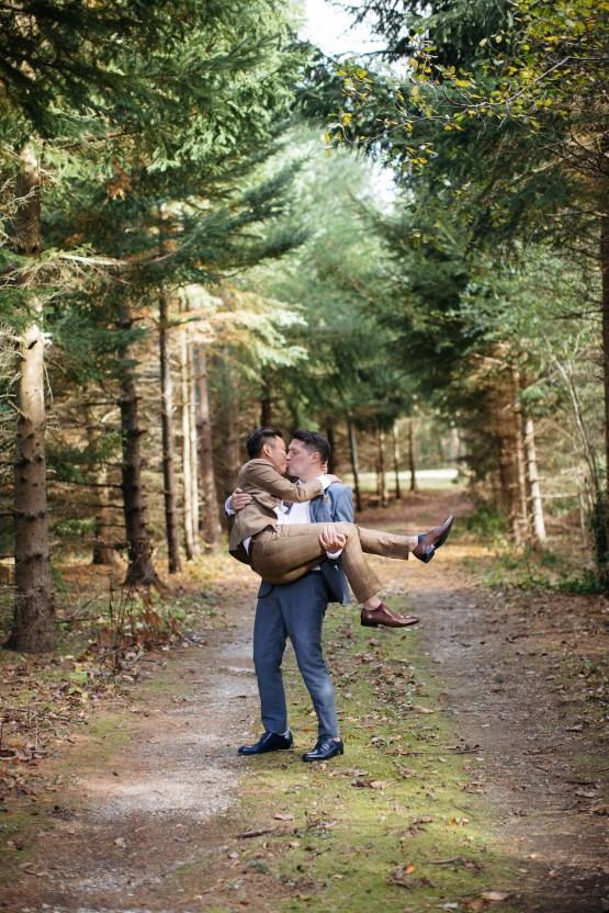 Rustic Autumnal Toronto Wedding | Laura May 73