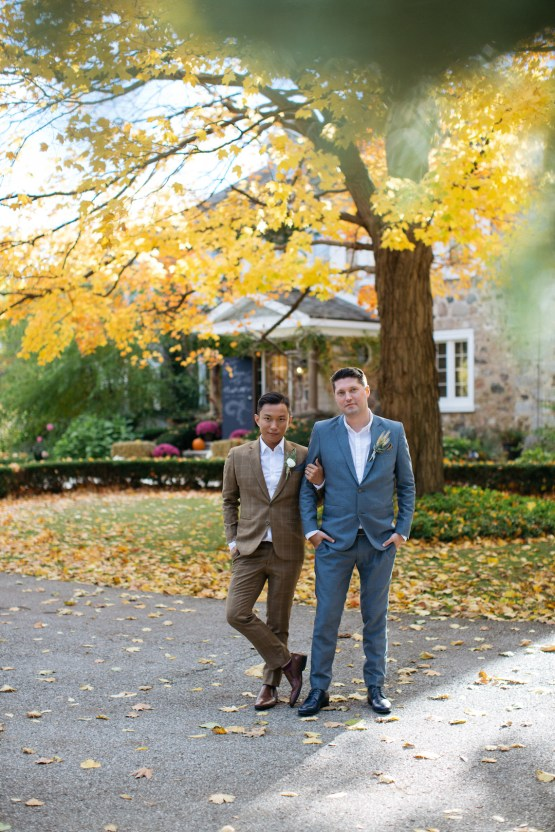 Rustic Autumnal Toronto Wedding | Laura May 75