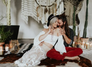 Southwestern Styled Wedding Shoot | Maggie Rae Photography | The Gifford Collective 31
