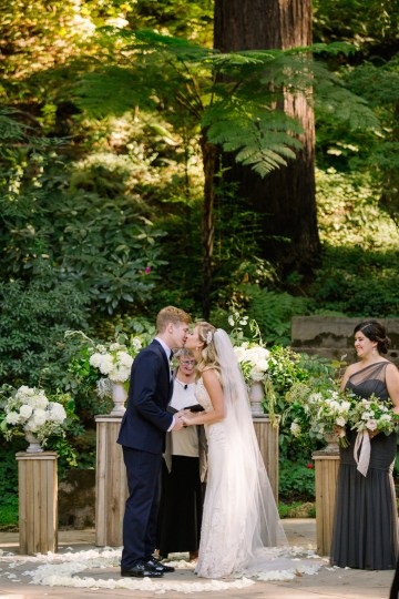 Whimsical Wedding in the Redwoods | Retrospect Images 26