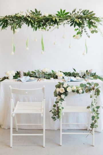 Colorful Bridal Bash with Oodles of Chic Tropical Treat Ideas | Maxeen Kim 23