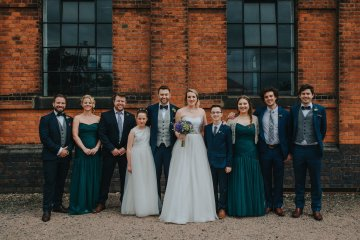 East Anglian Railway Museum Wedding | Remain in Light Photography | Bridal Musings 18