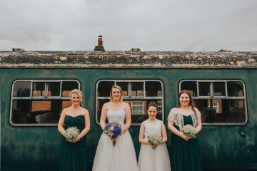 East Anglian Railway Museum Wedding | Remain in Light Photography | Bridal Musings 20