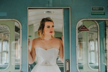 East Anglian Railway Museum Wedding | Remain in Light Photography | Bridal Musings 28