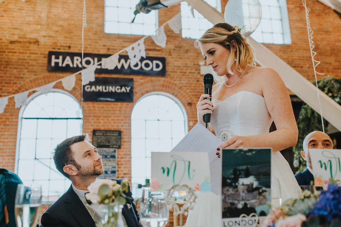East Anglian Railway Museum Wedding | Remain in Light Photography | Bridal Musings 39