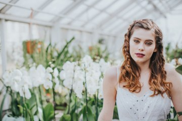 Festival Bridal Style For The Rock And Roll Bride 1