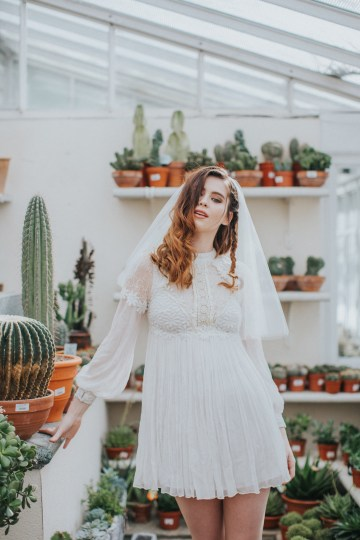 Festival Bridal Style For The Rock And Roll Bride 22