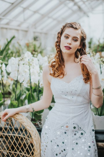 Festival Bridal Style For The Rock And Roll Bride 29