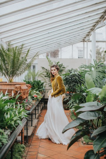 Festival Bridal Style For The Rock And Roll Bride 33