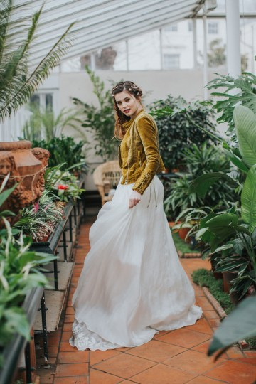 Festival Bridal Style For The Rock And Roll Bride 38