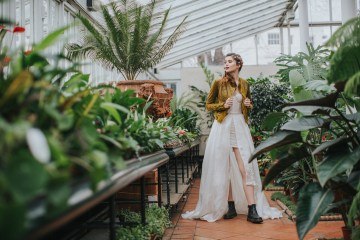Festival Bridal Style For The Rock And Roll Bride 4
