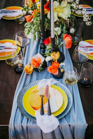 Stylish, Cool & Colorful Shipping Container Styled Shoot | Olive Studio 15