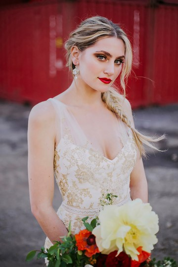 Stylish, Cool & Colorful Shipping Container Styled Shoot | Olive Studio 17