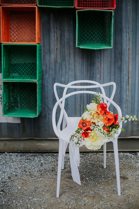 Stylish, Cool & Colorful Shipping Container Styled Shoot | Olive Studio 3