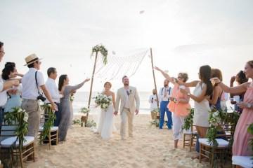 The Dreamiest Sunset Beach Wedding in Thailand   Darin Images 13