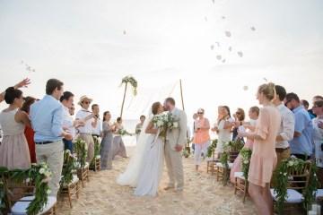 The Dreamiest Sunset Beach Wedding in Thailand   Darin Images 14