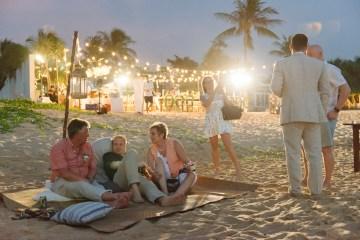 The Dreamiest Sunset Beach Wedding in Thailand   Darin Images 18