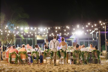 The Dreamiest Sunset Beach Wedding in Thailand   Darin Images 21