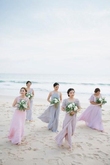 The Dreamiest Sunset Beach Wedding in Thailand   Darin Images 43