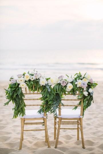 The Dreamiest Sunset Beach Wedding in Thailand   Darin Images 57