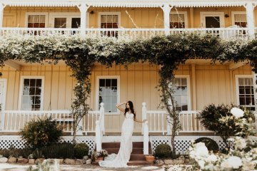 The Luxurious & Bohemian Ember Dusk Spring 2018 Collection from Tara Lauren | Anni Graham 44
