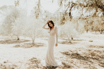 The Luxurious & Bohemian Ember Dusk Spring 2018 Collection from Tara Lauren | Anni Graham 55