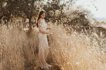 The Luxurious & Bohemian Ember Dusk Spring 2018 Collection from Tara Lauren | Anni Graham 65