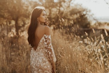 The Luxurious & Bohemian Ember Dusk Spring 2018 Collection from Tara Lauren | Anni Graham 67
