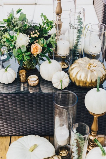 The Sweetest Autumnal Elopement Inspiration (On A Rooftop!) | Rachel Brown Kulp Photography 37