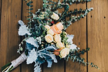The Sweetest Autumnal Elopement Inspiration (On A Rooftop!)   Rachel Brown Kulp Photography 6