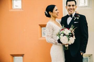 Warm Winter Wedding in a Hidden Los Angeles Italian Villa | Amanda McKinnon 20