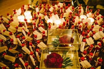 Warm Winter Wedding in a Hidden Los Angeles Italian Villa | Amanda McKinnon 25