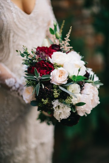 Warm Winter Wedding in a Hidden Los Angeles Italian Villa | Amanda McKinnon 44